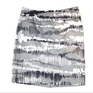 Size 4 Mexx grey mini skirt
